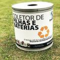 Coleta de resíduos de postos de combustíveis