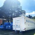 Gestão de resíduos coleta