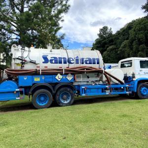 Coleta de resíduos óleo