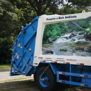 Empresa de coleta de reciclaveis