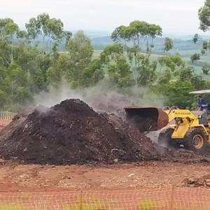 Serviço de compostagem