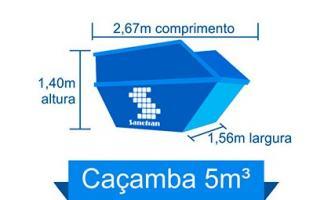 Caçambas / Containers / Compactador Estacionário