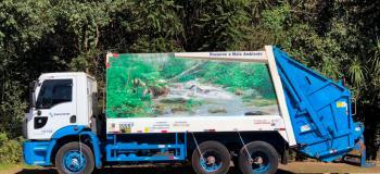 Coleta de lixo orgânico