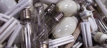 Empresa de coleta de lampadas fluorescentes